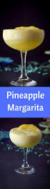 pineapple margarita pineapple margarita mouth watering drink dishes delish