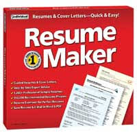 Individual Software Resume Maker Business Financial Legal Software Micro Center