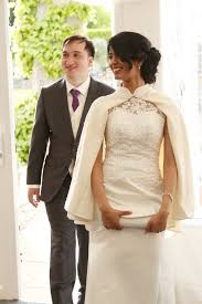 manteau mariage cape manteau ivoire cape de mariage maternité cap par sissyandtodo