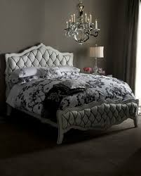Luxury Bed Frame The Luxury Bed And Nightstand Collection