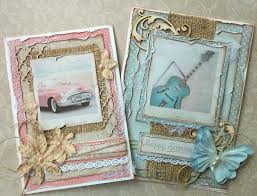 such a pretty mess retro style cards with maja design s