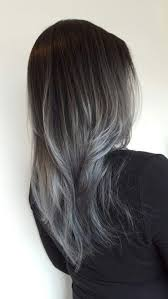 black grey hair coloration 25 nuances de gris qui donnent envie de sauter le pas