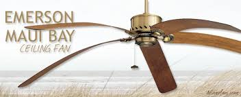 Ceiling Fans Emerson by Tropical Ceiling Fans Inspired By The Islands