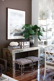 console tables console table with bench underneath his