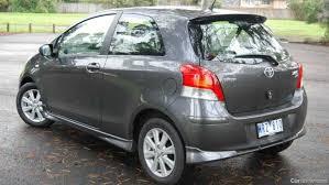 toyota yaris 2009 hatchback review 2009 toyota yaris yrx 3 door car review