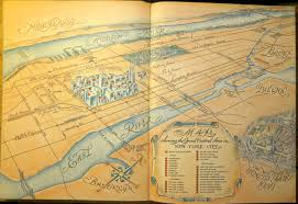 grand central terminal map jf ptak science books grand central terminal nyc 1939