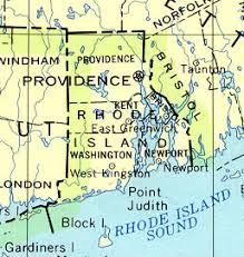 map rhode island rhode island maps perry castañeda map collection ut library
