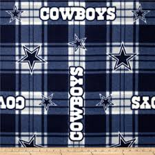 Dallas Cowboys Home Decor Nfl Dallas Cowboys Plaid Fleece Blue White Discount Designer