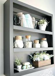 bathroom wall storage ideas u2013 paperobsessed me