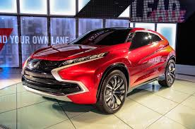 mitsubishi supercar concept mitsubishi eclipse cross goes to geneva motor trend