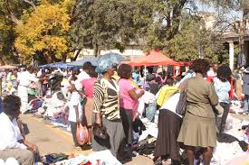 zimbabwe bleak future for second hand clothes traders inter