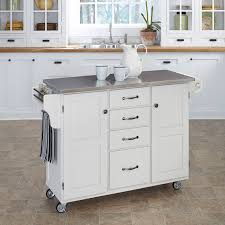 Stainless Kitchen Islands by Home Styles Design Your Own Kitchen Island Hayneedle