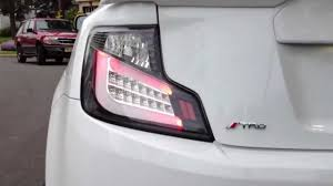 spec d tail lights spec d tuning led tail lights for 2011 scion tc youtube