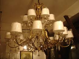 Clip On Chandelier Lamp Shades Sconce Clip On Lamp Shades For Chandeliers Bastille Vintage