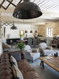 living room eclectic boho living room features dark leather