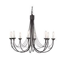 Black Gothic Chandelier Gothic Styled Chandelier In 5 Sizes