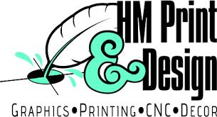 hm design printing graphics folk arts hm print design