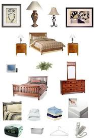 items in a bedroom spanish everdayentropy com
