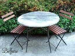 round bistro table outdoor bistro table outdoor round cast top patio bistro table bistro table