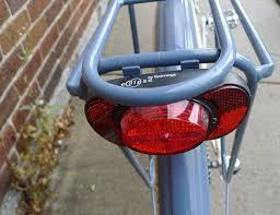 rear bike light rack mount mixed impressions a look at the trek belleville wsd mixte
