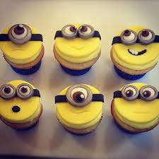 minions cake toppers minion cupcake toppers