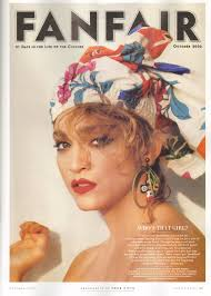 Magazine Vanity Fair Madonnalicious Uk Magazines Vanity Fair
