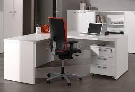bureau chrome bureau contemporain bureau contemporain blanc chrome zendart