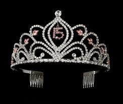 tiaras for sale pink sweet 15 tiara quinceanera supplies gifts
