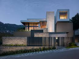 architecture architect house pozas arquitectos home style