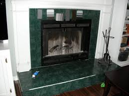 painting tile fireplace design ideas wonderful to painting tile