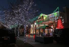 lighting world staten island photos lights turned on at elaborate staten island christmas