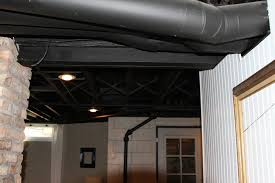 best elegant painted basement ceiling ideas decorat 2651