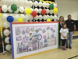 doodle 4 contest area student wins state finalist for doodle 4