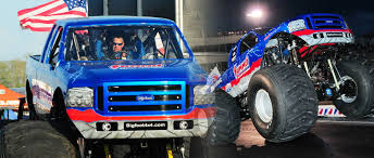 monster truck racing association bigfoot 4 4 to feature two monster trucks at adrl world finals vii