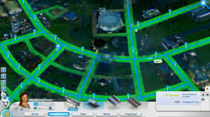 Maps Traffic Sim City 5 2013 Traffic Maps And Stats Youtube