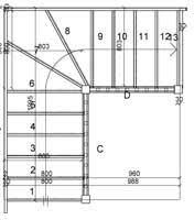 Stair Floor Plan Staircase Plans Choose Your Staircase Design Then Phone Us