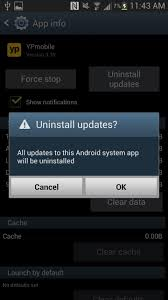 delete apps android de bloating your samsung galaxy note 2 how to delete preloaded