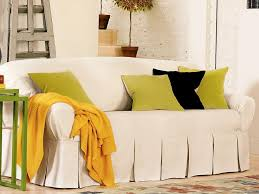 Interesting Sofa Slipcovers HGTV - Sofa cover designs