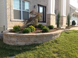 Retaining Wall Landscaping Ideas Decorating Chic Versa Lok Retaining Wall For Landscaping Ideas