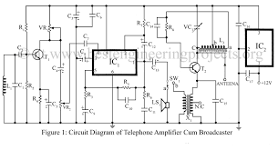 telephone spy circuit diagram description best engineering