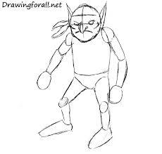 draw goblin beginners drawingforall net