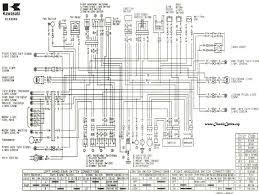 kawasaki motorcycle wiring diagram wiring diagram weick