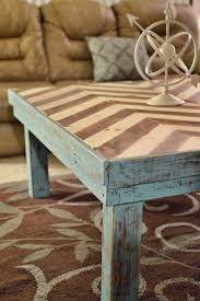 Coffee Table Ideas On Pinterest Best 25 Chevron Table Ideas On Pinterest Chevron Coffee Tables