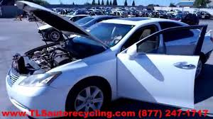 lexus recall 2007 es 350 2007 lexus es350 parts for sale save up to 60 youtube