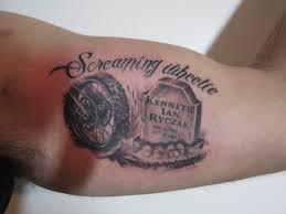 tire tattoo stace burt tattoo artist