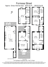 4 bedroom property for sale in formosa street maida vale london