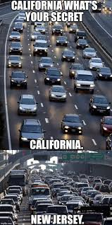 Traffic Meme - how does california keep their traffic moving imgflip