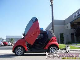 lamborghini smart car smart fortwo 451 2008 2010 vertical lambo doors kit 2 dr