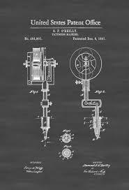 first tattoo machine patent 1891 tattoo gun patent tattooing