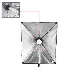 photography softbox lighting kit with studio background stand